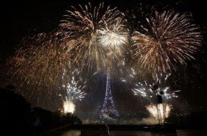 nouvel an en france