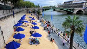 paris plage playa de paris