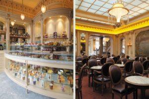 Angelina café Paris