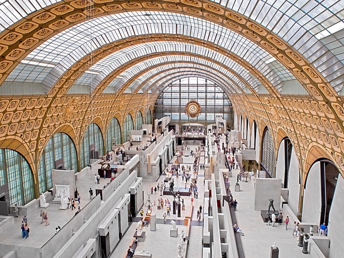 museos en francia