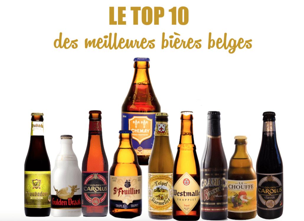 cervezas al norte de Francia