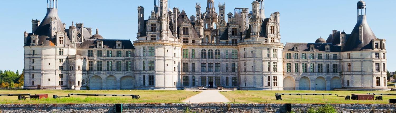 verano en francia castillo
