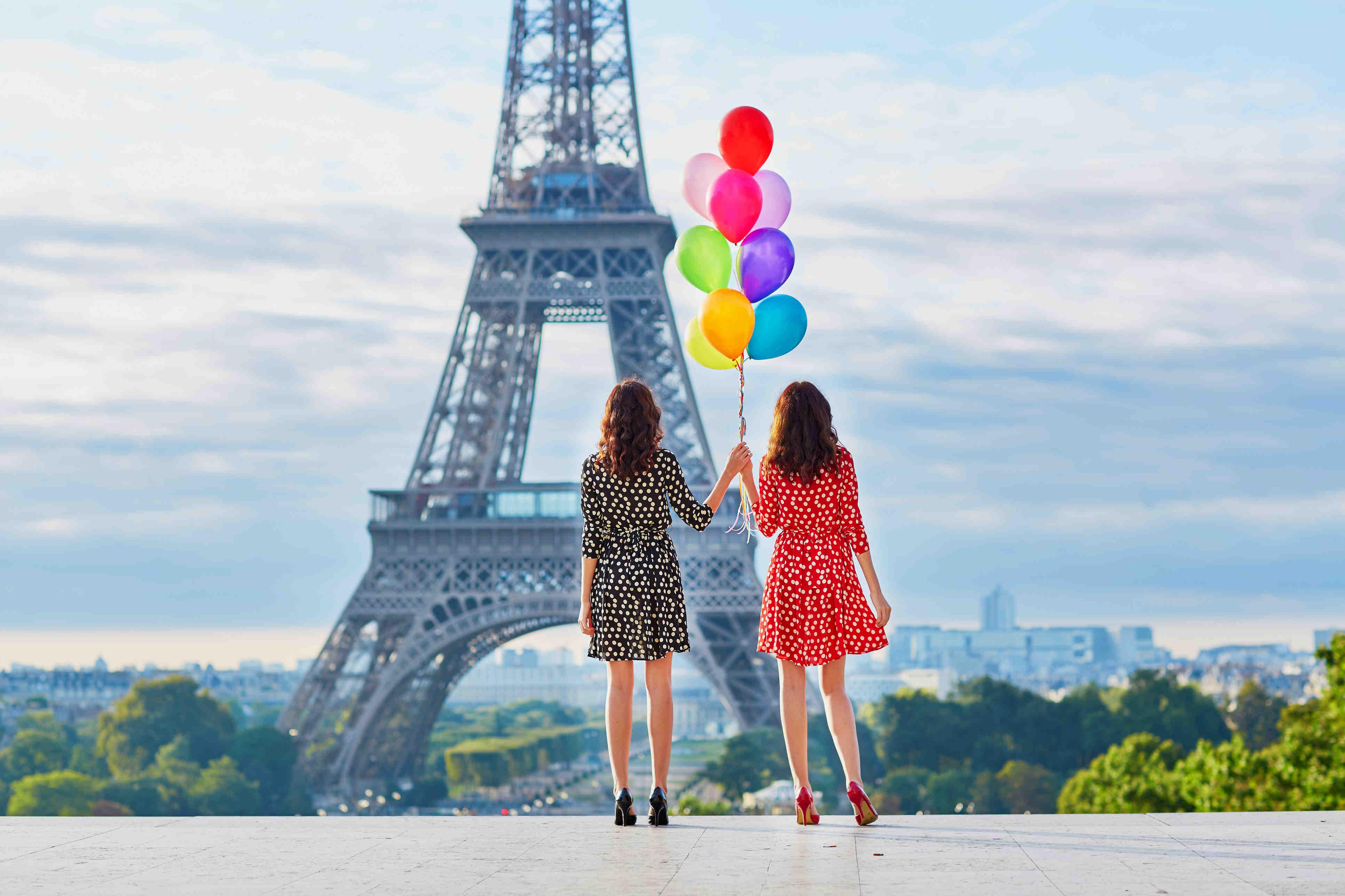 ¿Por qué ir a París?