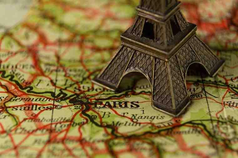 4 razones de ir a Paris