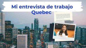 Como preparar una entrevista de trabajo en francés?