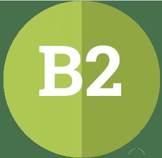 Clases en grupo de francés online B2
