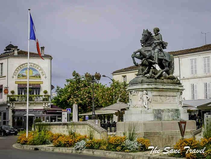 Guía local de Cognac la ciudad