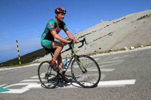 Magnífico Mont Ventoux el Gigante de la Provenza