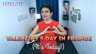 Some French Valentine's Day vocabulary