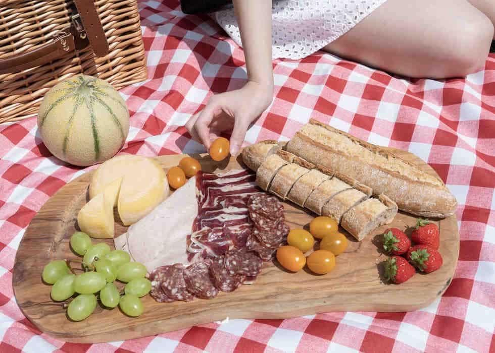 Un picnic francés