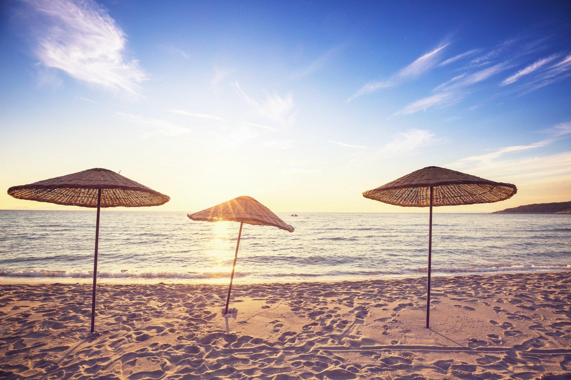las playas en francia