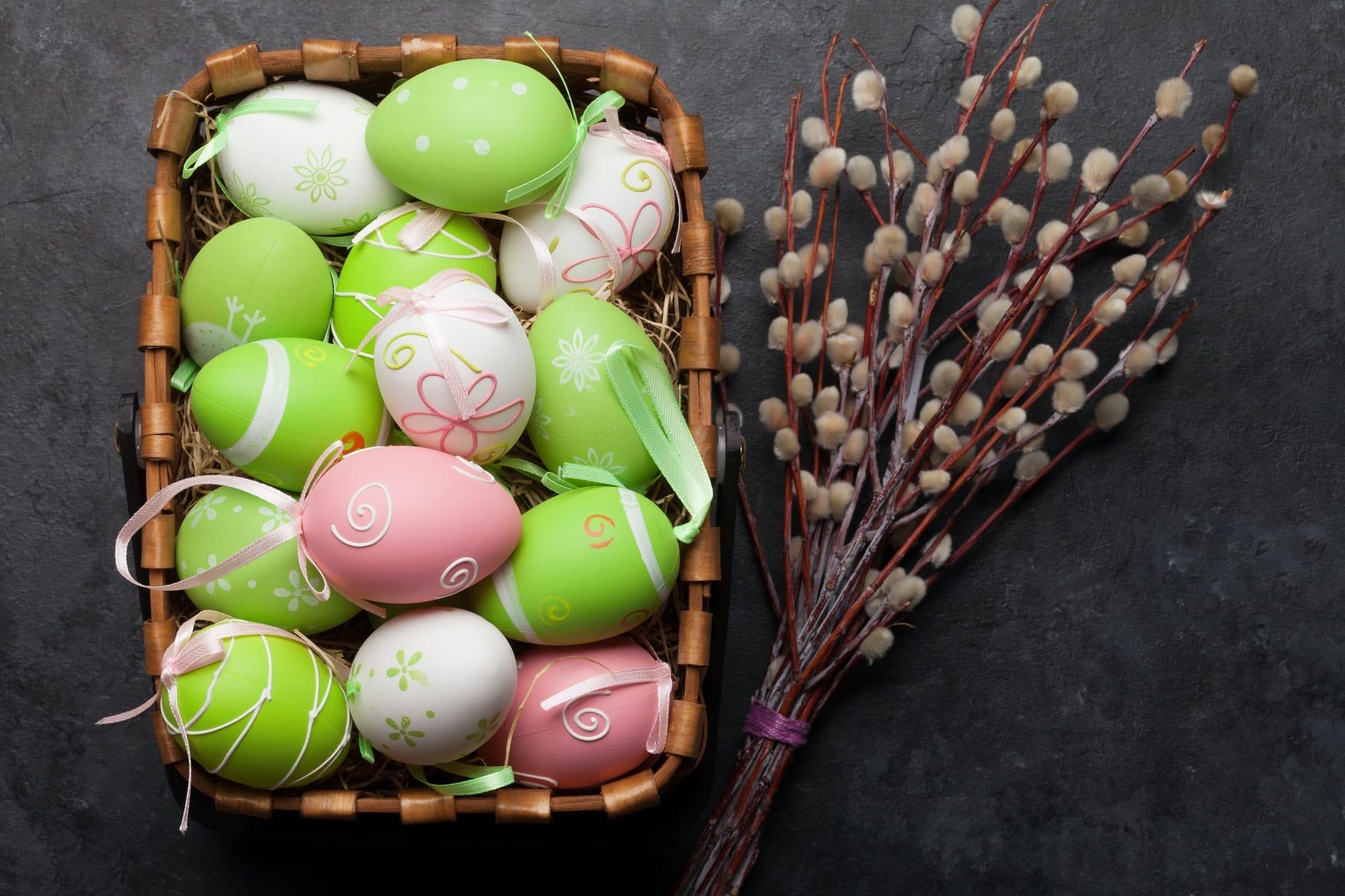 Tradiciones de Pascua - Tradiciones de Pascua en Francia