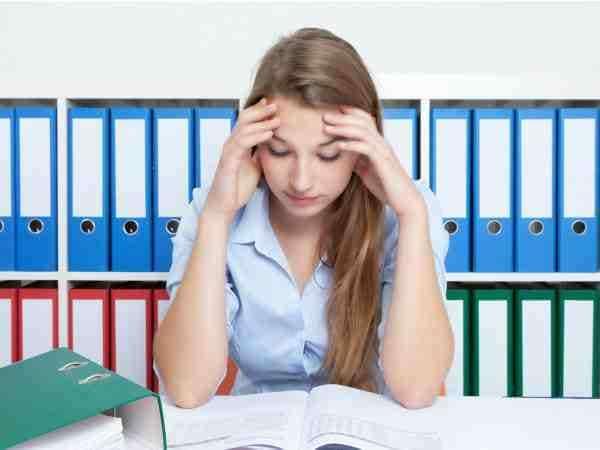 ¿Qué hacer para calmar los nervios antes de un examen?