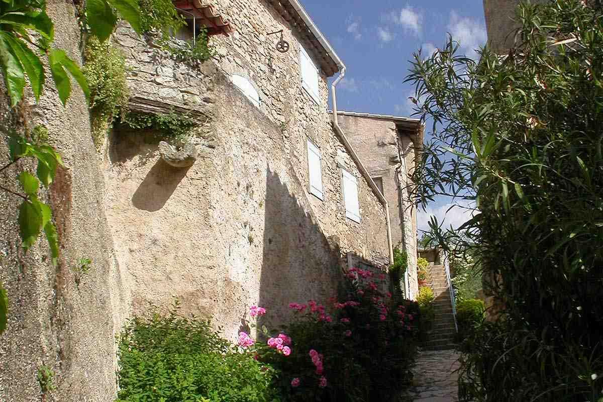 A magical Provence village