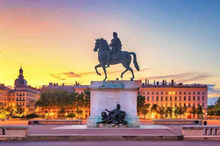 La fascinante historia de la fuente Bartholdi en Lyon
