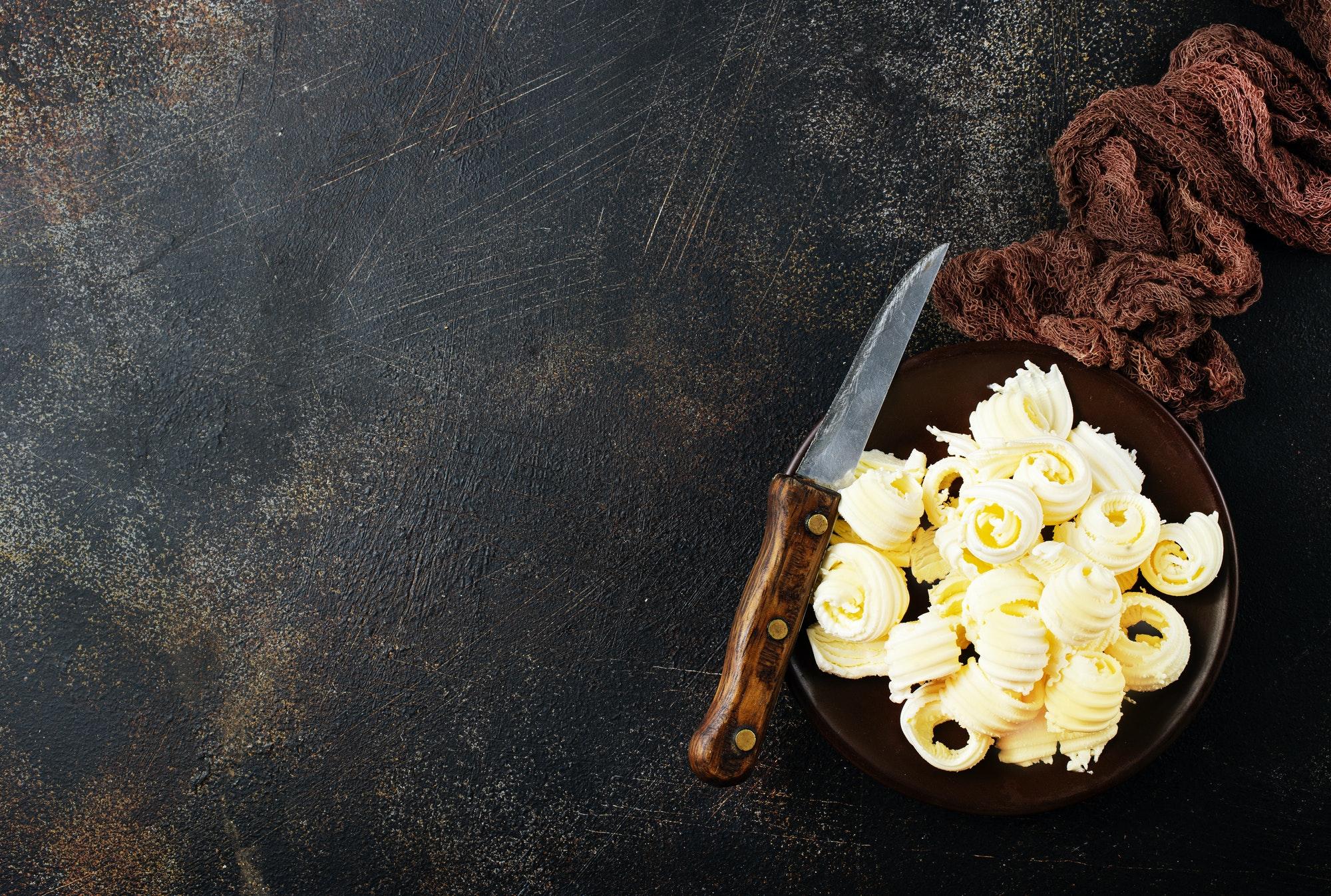 Porque la mantequilla francesa esta tan deliciosa