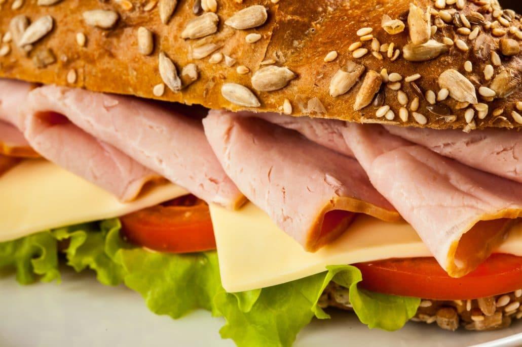 El arte detrás de los sándwiches franceses