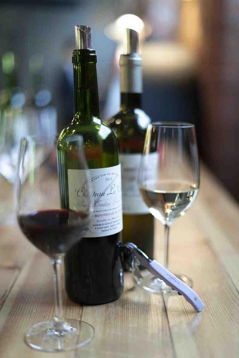 Extraordinary Wine tasting