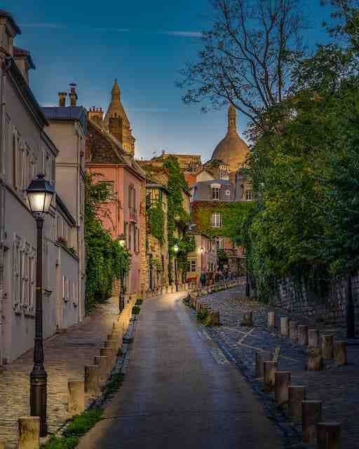5 Top Brunch spots in Paris: Montmartre
