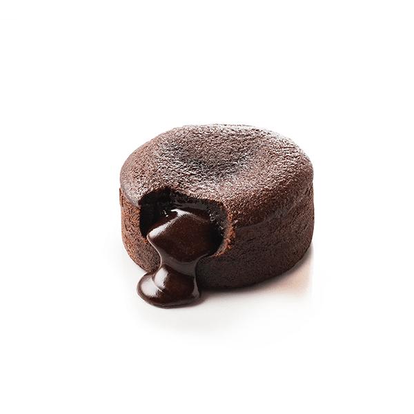 Cómo hacer Moelleux au Chocolat