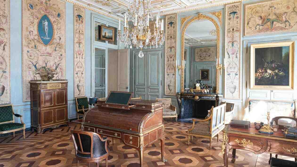 The restoration of the Hôtel de la Marine