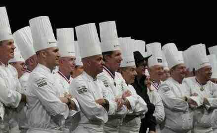 El chef francés Davy Tissot consigue el Bocuse d'Or