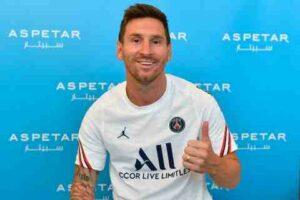 ¿Al PSG? Messi y su familia ya habrían comenzado con clases de francés