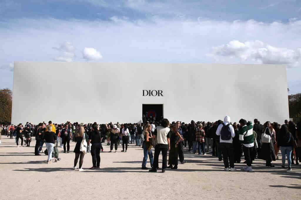 Dior, Chanel, Hermès, Louis Vuitton vuelven a la Semana de la Moda de París