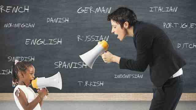 La crisis del coronavirus y el aprendizaje de idiomas