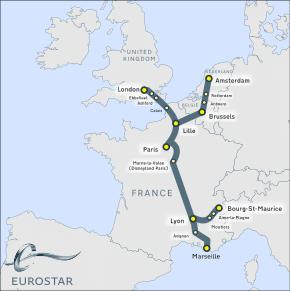 La primera ruta por el sur de Francia que deberías hacer cuando todo pase